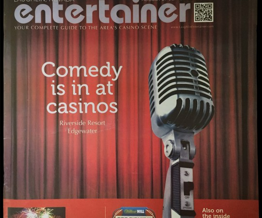 Entertainer – Laughlin, Nevada 2015 / DJ Cooch